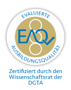 EAQ Siegel - evaluierte Ausbildungsqualität